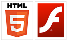 Flash versus HTML 5